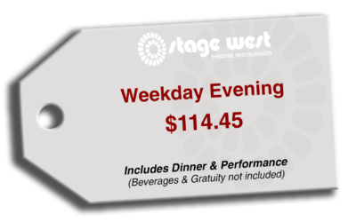 gift certificates stage west theatre restaurant
